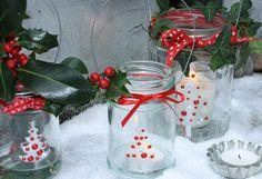 <b> How-to: </b> Make Christmas lanterns
