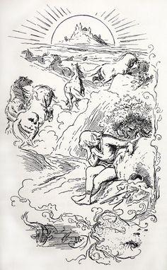 pohádky-Dcera mořského krále - zkouška dárce