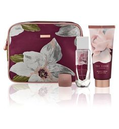 c0d9f7006 Ted Baker Ladies Blush Trio Gift Set with Make-up Bag brand new with ...