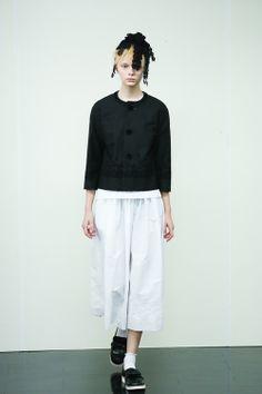 [No.65/87] tricot COMME des GARÇONS 2014春夏コレクション   Fashionsnap.com