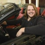 American Idol Winner Caleb Johnson Takes Home New Mustang - American Idol Net