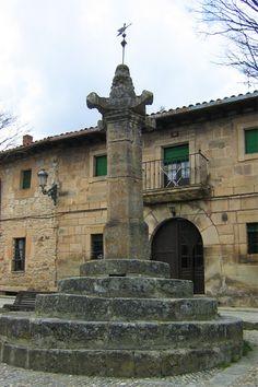 Rollo o picota, Vinuesa #Pinares #Soria #Spain
