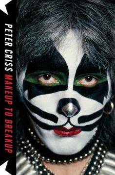 Makeup to Breakup: My Life In and Out of Kiss: Peter Criss. Just got to the part where he gets the call from Gene Simmons in response to his Rolling Stone drummer-for-hire ad. Peter Criss, Paul Stanley, Gene Simmons, Design Thinking, Banda Kiss, El Rock And Roll, Rock & Pop, Kiss Band, Hot Band