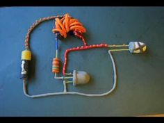 joules thief 60,000 - YouTube