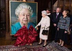 Queen Elizabeth II, Arlene Foster, First Minister of Northern Ireland, Martin McGuinness, Deputy Fir - REX/Shutterstock