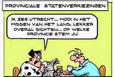 Toos & Henk Provinciale Statenverkiezingen