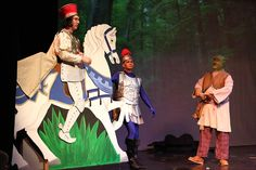Shrek The Musical – Costumes and Props for Rent   VOS Theatre