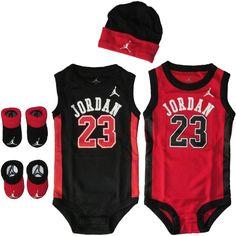 327134307ba Air Jordan Ba Jersey 5 Piece Set. BabySof · Gorgeous Jordan Baby Clothes