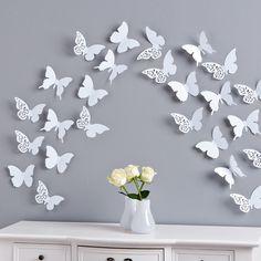 Der Frühling zieht mit diesen Schmetterlingen in jedes Haus ein.