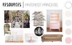 Archive Rentals Guest Designer: Valerie Killeen Princess Resource // #archiverentals #vintagerentals #design