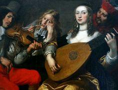 Réunion des musiciens /Riunione di musicisti- Théodore Van Thulden (attr.) 1650/1660 #music #oiloncanvas #oilpainting #arte #art #artgallery #mandolin #violin #pipe #pearls #artsgram #volgoarte #paris #parigi #igersparis #ig_france #artsdecoratifs  Repost with @reposap #reposap
