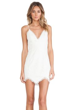 NBD Look Back At It Dress in Ivory | REVOLVE