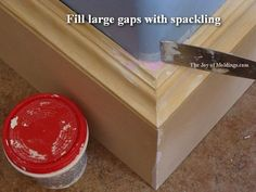 baseboard trim on rounded corners - Google Search