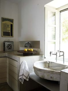 The World's Most Beautiful Kitchen Sinks   Apartment Therapy