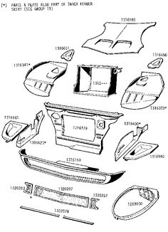 diagram size opel gt technical drawing opel gt 1900 pinterest 1970 opel gt wiring diagram technical drawing 14 opel gt 1900