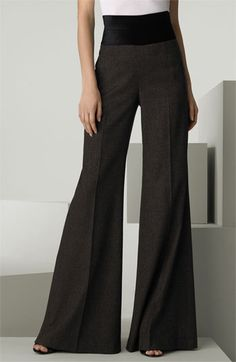 Tracy Reese High Waist Wide Leg Pants available at Nordstrom
