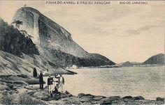 Praia do Annel, ao lado da Praia Vermelha na Urca by andrepcgeo, via Flickr