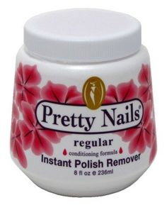 Pretty Nails Regular Nail Polish Remover 8 Ounce >>> Click on the image for additional details.Note:It is affiliate link to Amazon. #love