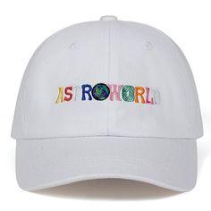 647dad41a6e0f Travi  Scott latest album ASTROWORLD Dad Hat 100% Cotton High quality  embroidery Astroworld Baseball Caps Unisex Travis Scott