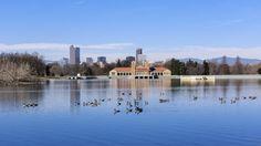 Ferril Lake #colorado #denver #citypark  Ferril Lake at Denver City Park in Denver Colorado  Find this print and download at: https://linksproductionsllc.smugmug.com/Miscellaneous/  www.linksproductionsllc.com