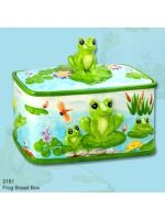 Frog Bread Box 3181