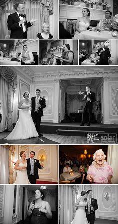 SPEECH! | Loose Mansion | KC Weddings | Solar Photography