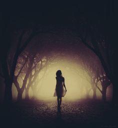 the dark alley by kimera jam, via 500px