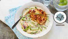 Lyst på noe skikkelig eksotisk og smakfullt til middag? Da bør du prøvde denne oppskriften med breiflabb i kokossuppe med asiatiske smaker.