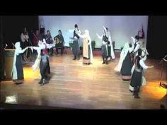 Λέων Αλλάτιος: Ελάτα, ιστορία, φορεσιά, «Συρτός» (Σαν της Ωριάς το κάστρο), Χίου - YouTube