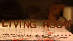 Living Room by Andreas Kaufmann. This is a musical stop-motion short film, that I did as my bachelor-thesis. Shot with Canon7D.