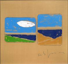 Mario Schifano, Senza titolo, 1974-76 Tornabuoni Art - La Dolce Vita Courtesy Tornabuoni Art