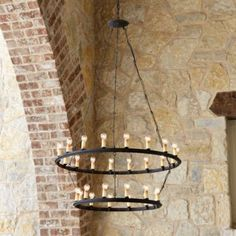 Casa Florentina Claudio 30-Light Chandelier