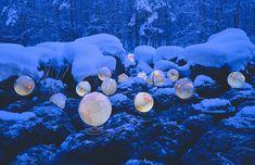 Amazing light installations