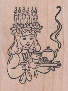 R Stamp - Santa Lucia Half