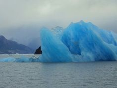 O primeiro iceberg ninguém esquece