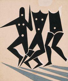 Fortunato Depero (1892-1960), a great master of #Italian_Futurism.
