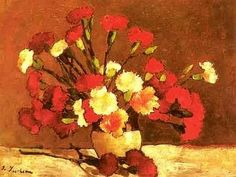 Masters, Painting, Image, Art, Bucharest, Vases, Flowers, Master's Degree, Art Background