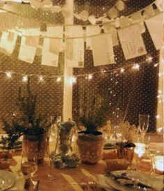 polka dot sheer fabric for a farm wedding
