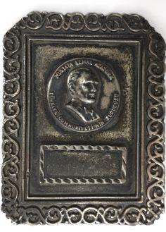 Türkiye Cumhuriyeti'nin kurucusu Mustafa Kemal Atatürk