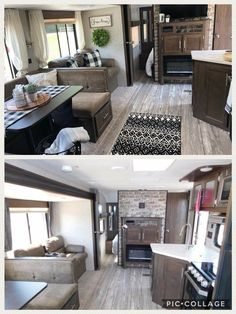 Easy RV Remodeling Instructions For Cozy Winter Holiday 26 Travel Trailer Camping, Travel Trailer Remodel, Rv Camping, Glamping, Campsite, Travel Trailer Living, Travel Trailer Decor, Camping Stuff, Camping Hacks
