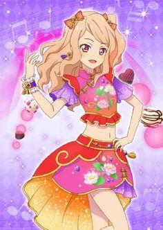 Aikatsu STARS! Mahiru | Aikatsu STARS! | Pinterest | Stars