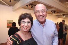 Vilma Eid e Ricardo Bohn Gonçalves