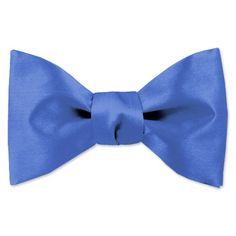 bowties in every color imaginable. love this cornflower blue.
