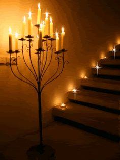 *♥* candlelabra's... donbrady