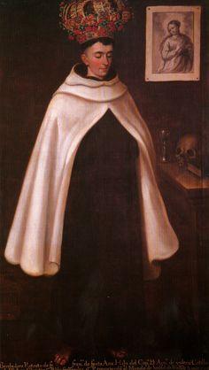 Retrato de fray Francisco de Santa Ana