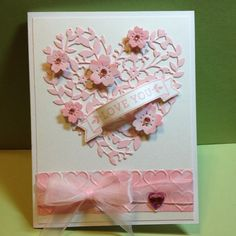 Pinks a Bloomin by pvilbaum - Cards and Paper Crafts at Splitcoaststampers