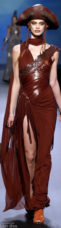 Jean Paul Gaultier Couture Spring 2010