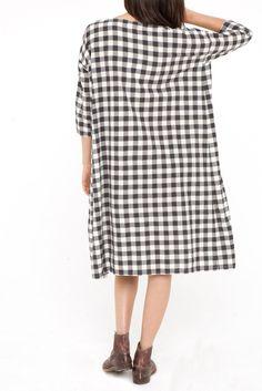 The Boxy Blouse Dress.
