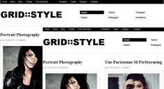 Grid Style is a Minimalist Free WordPress Blog Theme