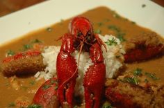 This bisque recipe starts out with instructions for boiling your own crawfish, but don't stop there, pick some tails for bisque. Description from victoriaadvocate.com.